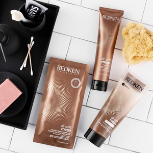 Redken All Soft Mega Hydramelt ShopMBSalon.com