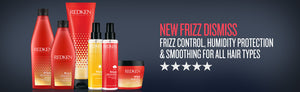 MB Salon Redken Frizz Dismiss Conditioner ShopMBSalon.com