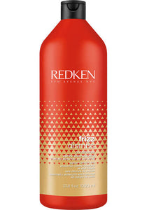 MB Salon Redken Frizz Dismiss Conditioner liter size ShopMBSalon.com