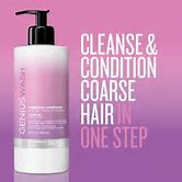 Genius Wash Cleansing Conditioner Unruly