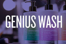 Load image into Gallery viewer, Genius Wash Cleansing Conditioner Unruly