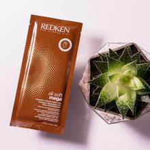 Load image into Gallery viewer, Redken All Soft Mega Recovery Tissue Mask Cap ShopMBSalon.com