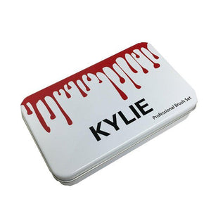 Kylie 12 Piece Make-Up Brush Set