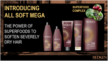 Load image into Gallery viewer, Redken All Soft Mega Shampoo ShopMBSalon.com