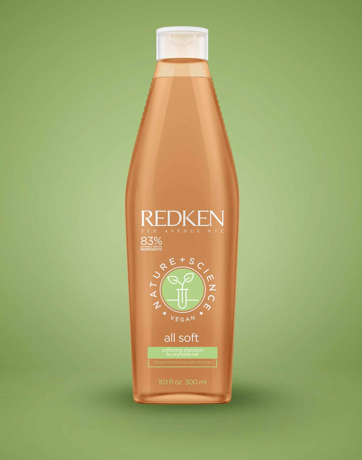 Redken Nature + Science All Soft Shampoo ShopMBSalon.com