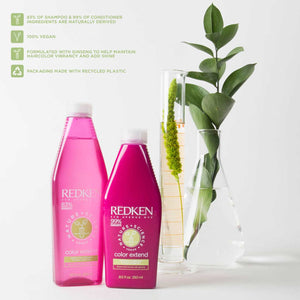 Nature + Science Color Extend Shampoo Redken ShopMBSalon.com