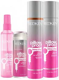 Redken pillow proof clear two day extender clear and brunette dry shampoo ShopMBSalon.com