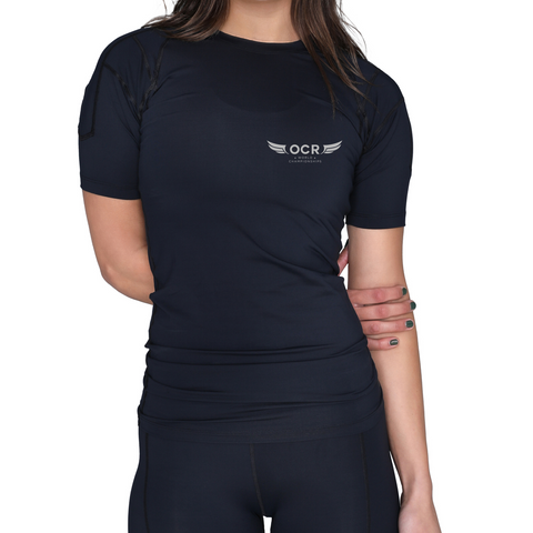 DFND OCRWC Hybrid SS Compression Shirt - Women's