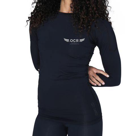 DFND OCRWC Hybrid LS Compression Shirt - Women's