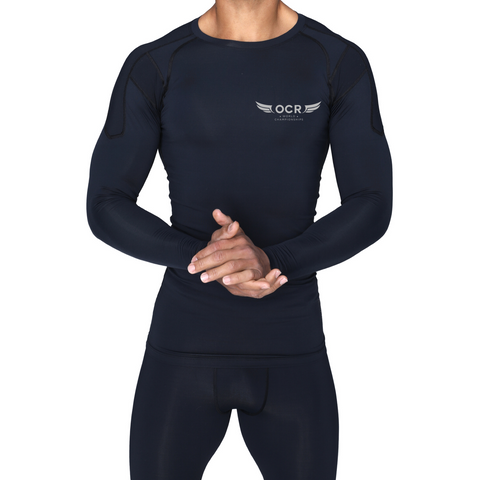 DFND OCRWC Hybrid LS Compression Shirt - Men's