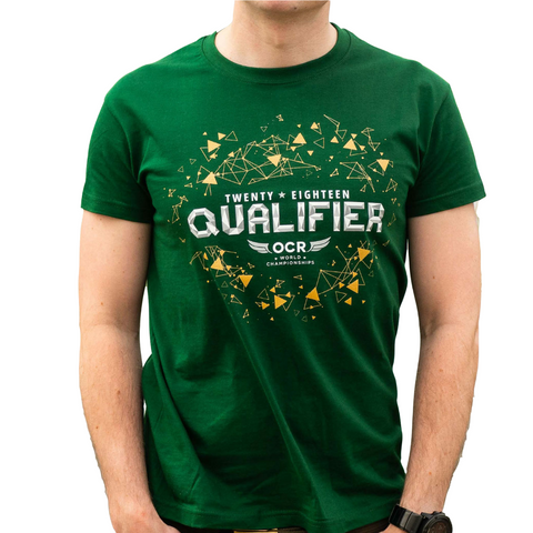 OCRWC 2018 Qualifier Tee - Men's