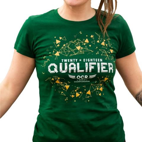 OCRWC 2018 Qualifier Tee - Women's