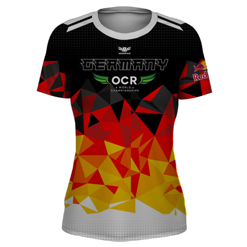 LegendBorne OCRWC 2021 Germany Jersey - Women's