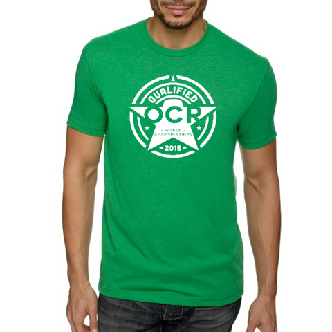 OCRWC 2015 Qualifier Tee - Men's
