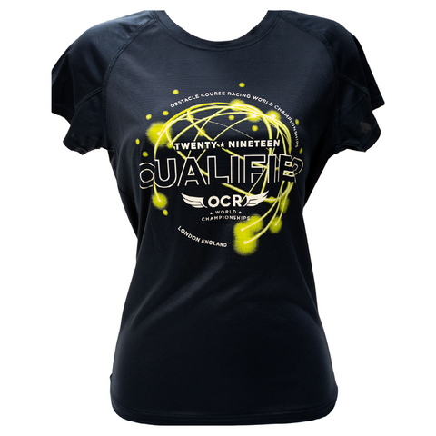 OCRWC 2019 Qualifier Tee - Women's
