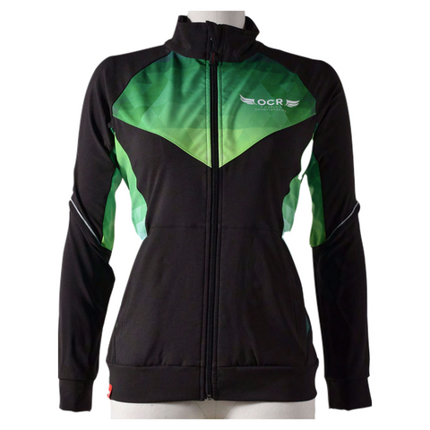 OCRWC Green Prism Jacket - Women's