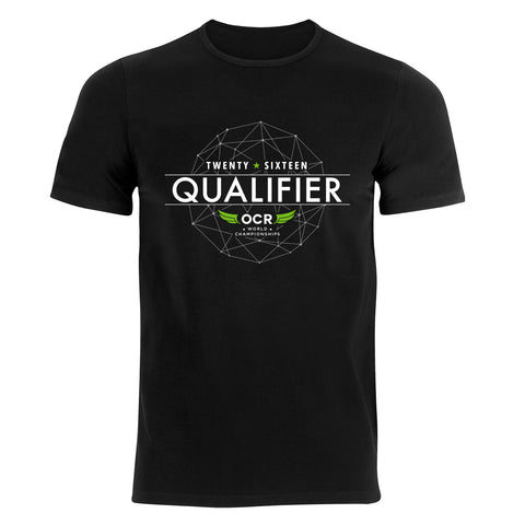 OCRWC 2016 Qualifier Tee - Men's