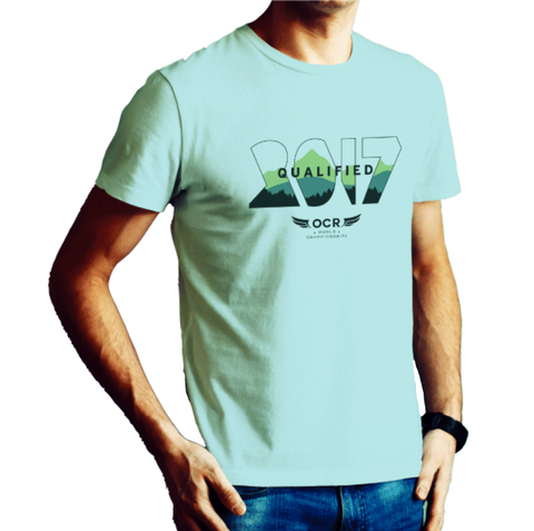 OCRWC 2017 Qualifier Tee - Men's