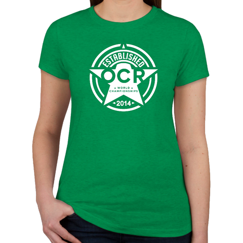 OCRWC OG Throwback Tee - Women's