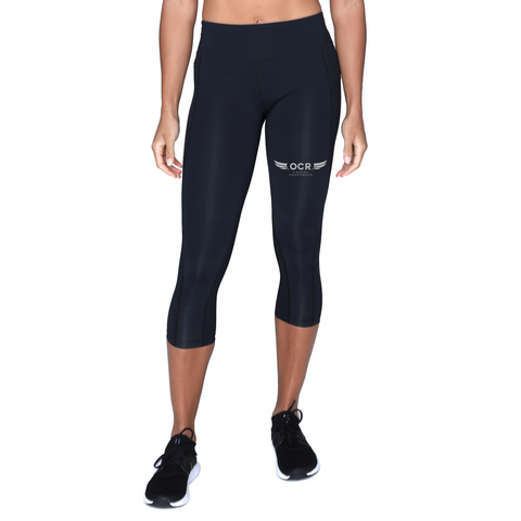 DFND OCRWC 3/4 Elite Compression Tight - Women's