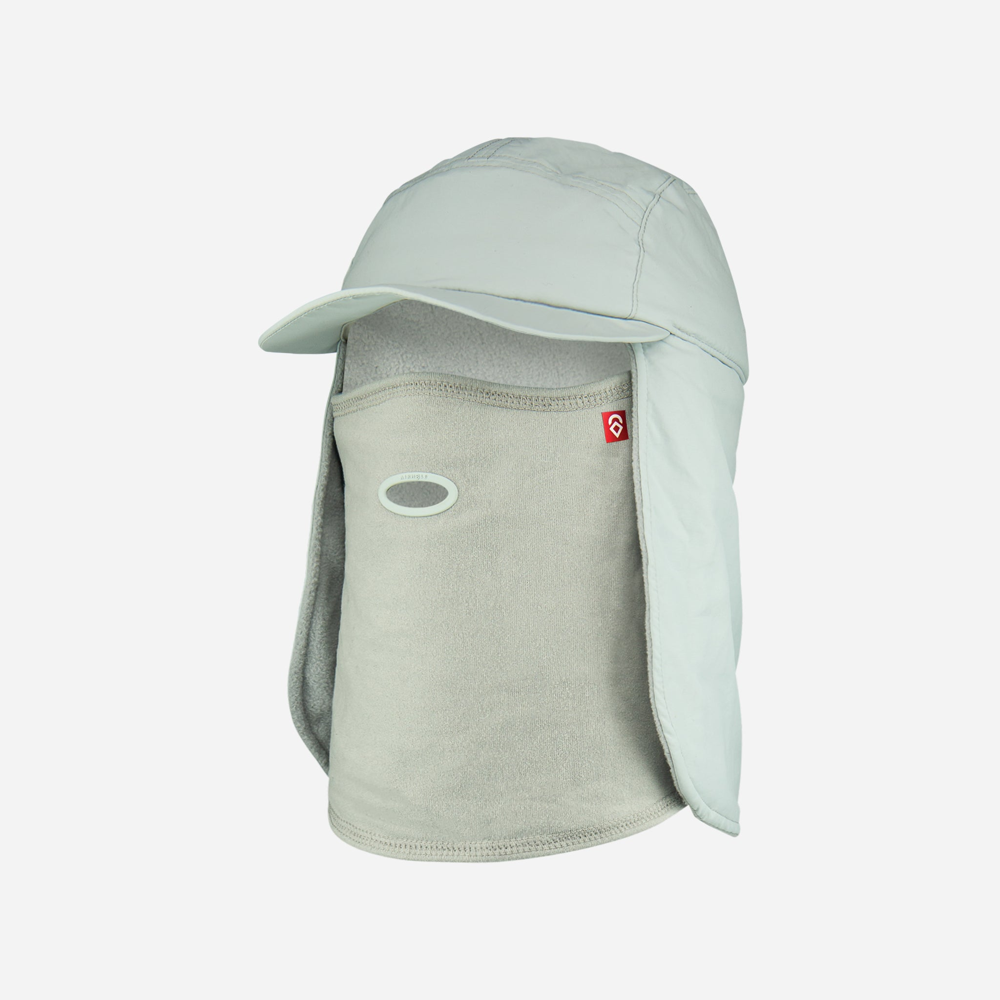 5 Panel Tech Hat Polar Grey