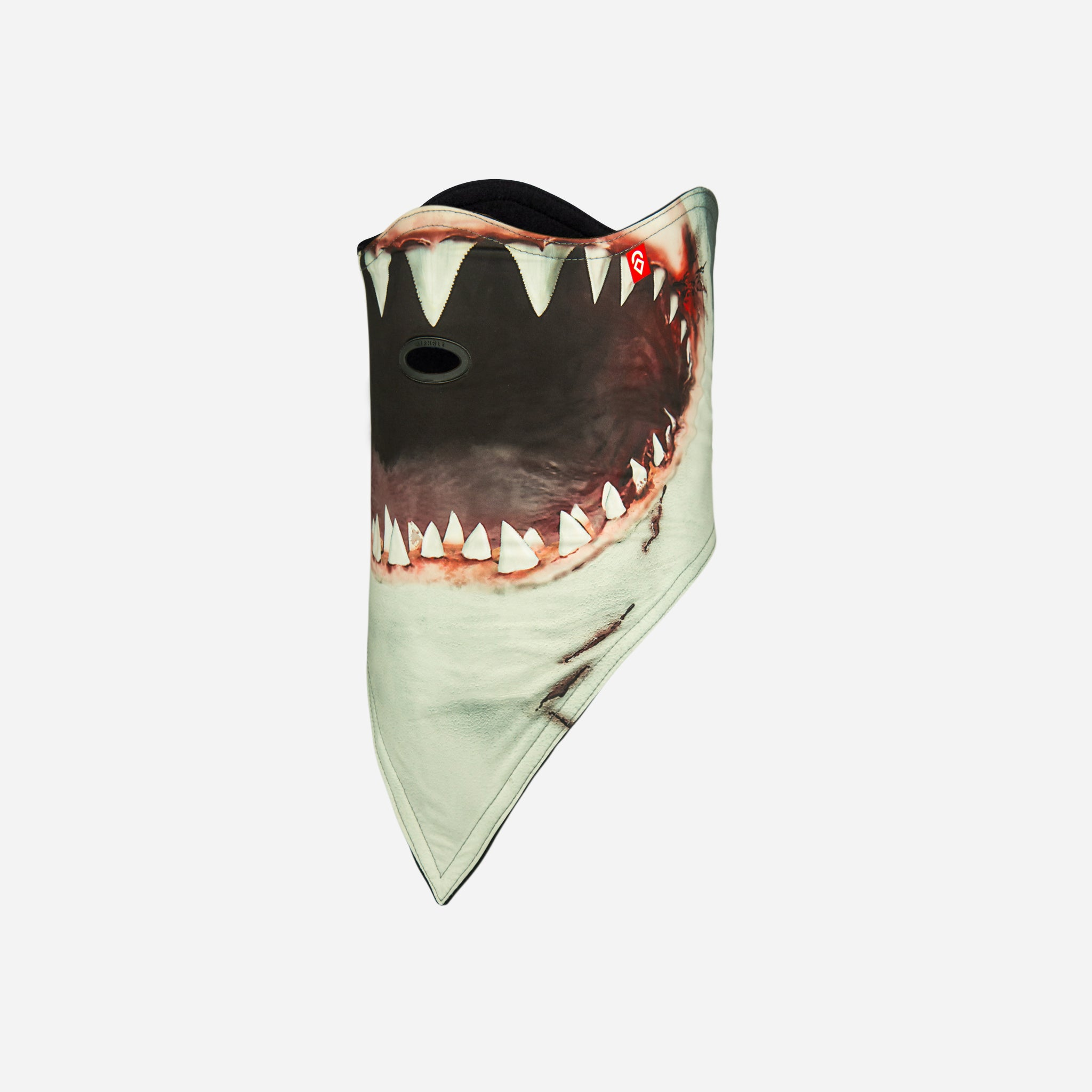 Facemask Standard 10K Softshell Shark