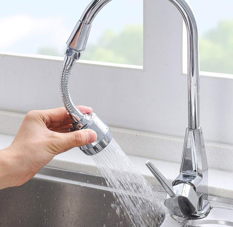 Prelungitor flexibil robinet - Faucet Splash Head