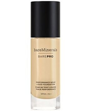 BarePro Performance Wear Liquid Foundation Cappuccino 27