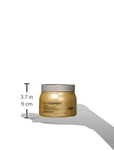 L'OREAL SERIE EXPERT LIPIDIUM ABSOLUT REPAIR INSTANT RESURFACING MASQUE (new packaging), 16.9 Oz.