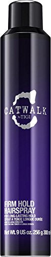 Tigi Catwalk Firm Hold Hairspray For Lasting Hold 9 Ounce