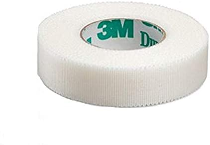 Tape DURAPORE Silk 1/2X10YD24/BX 10BX/CS 3M Health Care