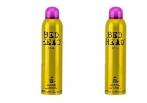 Tigi Bed Head Oh Bee Hive Matte Dry Shampoo 5 Oz - Pack of 2