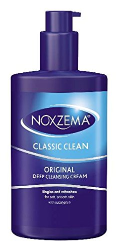 Noxzema Classic Clean Original Deep Cleansing Cream 8oz Pump (3 Pack)