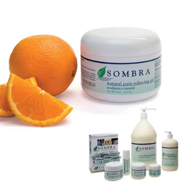 Sombra Cool Therapy Natural Relieving Gel