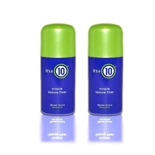 It's a 10 Miracle Texture Fiber 3 oz (Pack of 2)