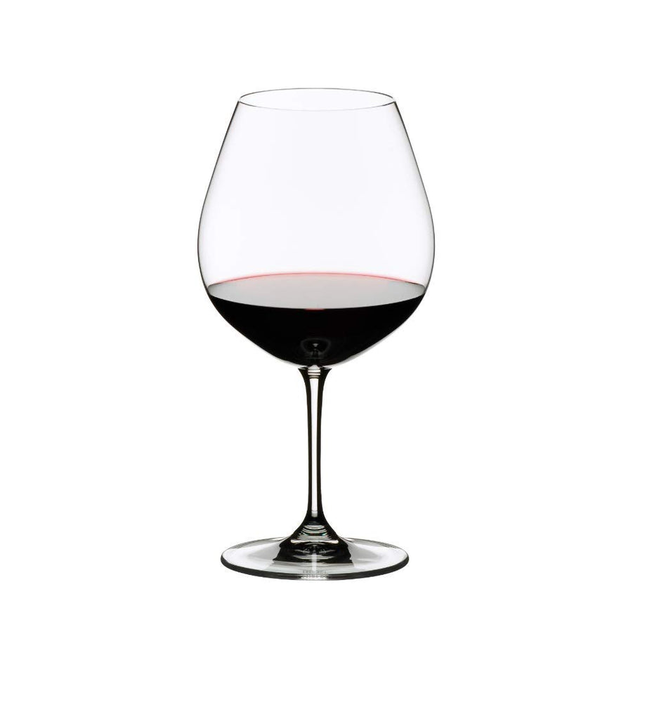 Riedel Vinum Pinot Noir Glass Set of 2 Clear