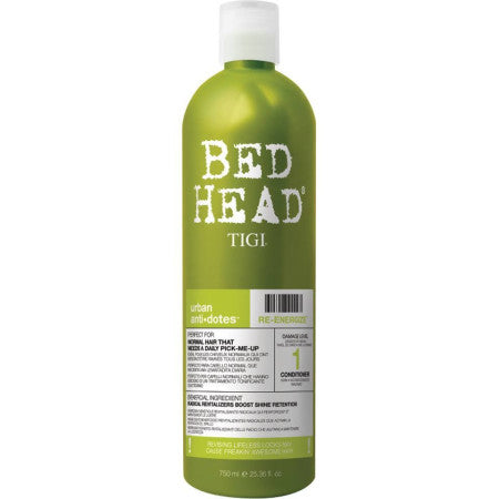 Tigi Bed Head Urban Antidotes Re-Energize Conditioner, 25.36 fl oz