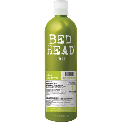 Tigi Bed Head Urban Antidotes Re-Energize Shampoo, 25.36 fl oz