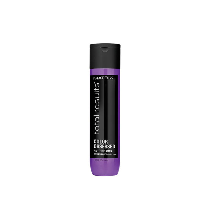 Matrix Total Results Color Obsessed Antioxidant Conditioner for Unisex, 10.1 Ounce