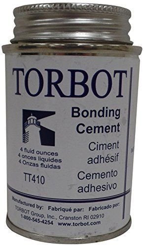 TT410 - Skin Bonding Cement with Brush 4 oz. Can (2 Pack)