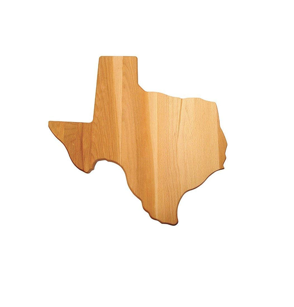 Catskill Craftsmen 13941 Texas Shaped Cutting Board, One Size, Wood