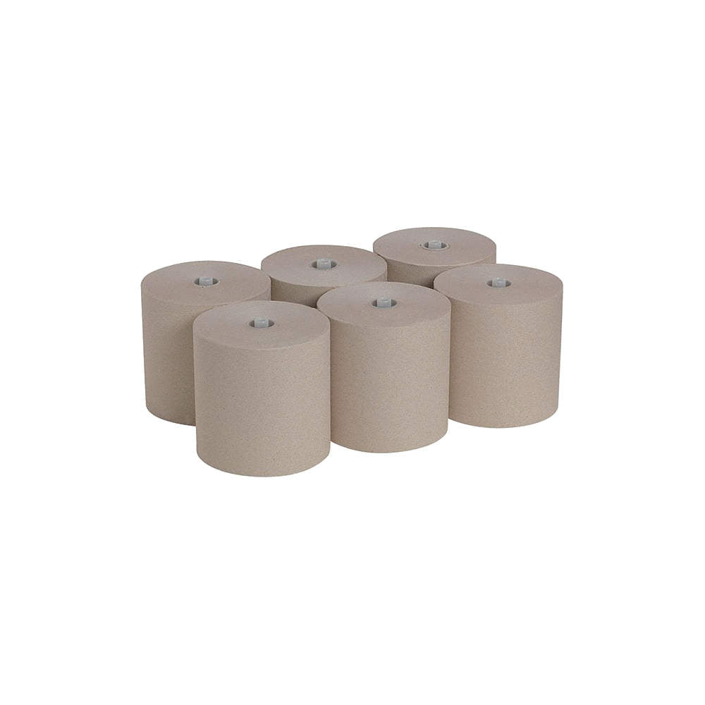 Georgia Pacific - Pacific Blue Ultra 8 High-Capacity Brown Recycled Paper Towel Roll