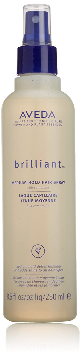 Brilliant Medium Hold Hair Spray by Aveda for Unisex - 8.5 oz Hairspray