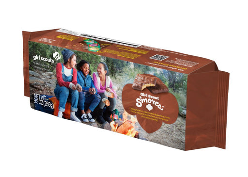 Girl Scout Smores Cookies (New for 2018)