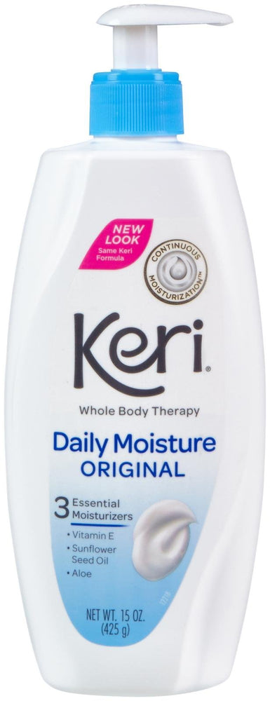 Keri Original Daily Moisture 15 oz