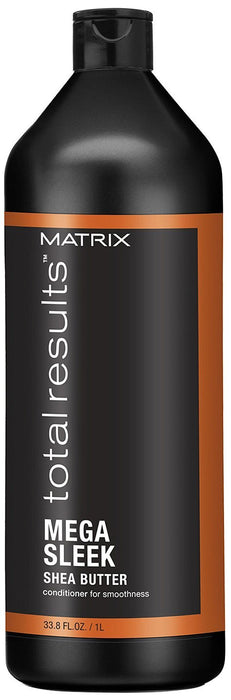 Matrix Total Results Mega Sleek Conditioner, 33.8 Ounce