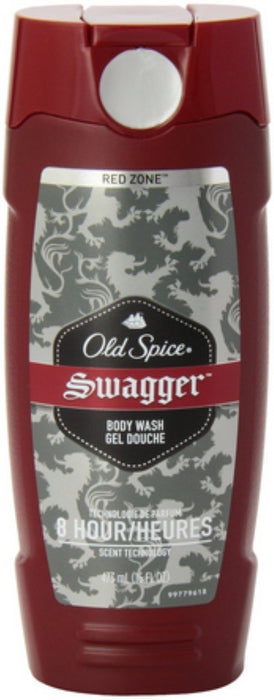 Old Spice Red Zone Body Wash Swagger 16 oz