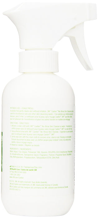 3M Cavilon Skin Cleanser 8 oz Spray Bottle 3380, Each