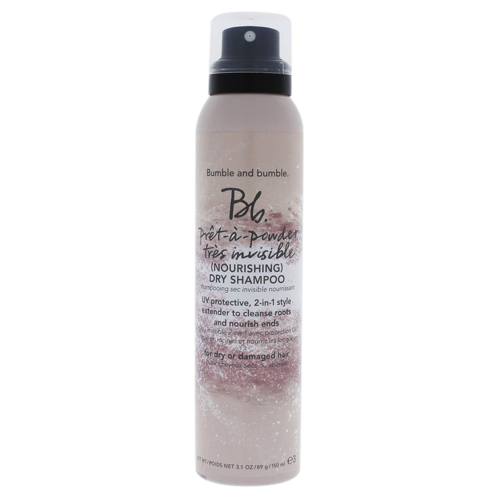 Bumble and Bumble Pret-a-Powder Tres Invisible Nourishing Dry Shampoo, 3.1 Ounce