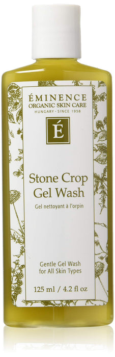 Eminence Organic Skincare. Stone Crop Gel Wash(125 ml)